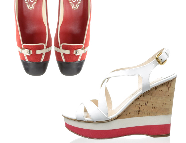 Designer Shoes: Prada, Tod's & More at MYHABIT