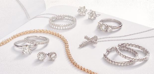 Diamonds: Select Cuts at Rue La La