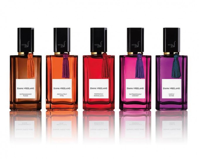 Diana Vreeland Parfums Collection Exclusively at Neiman Marcus