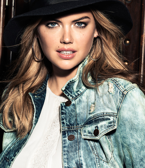 EXPRESS Fall 2014 AD Campaign feat. Kate Upton_4
