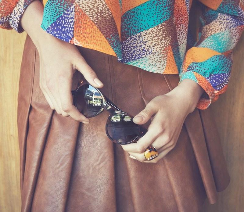 Elie Tahari 52mm Retro Sunglasses