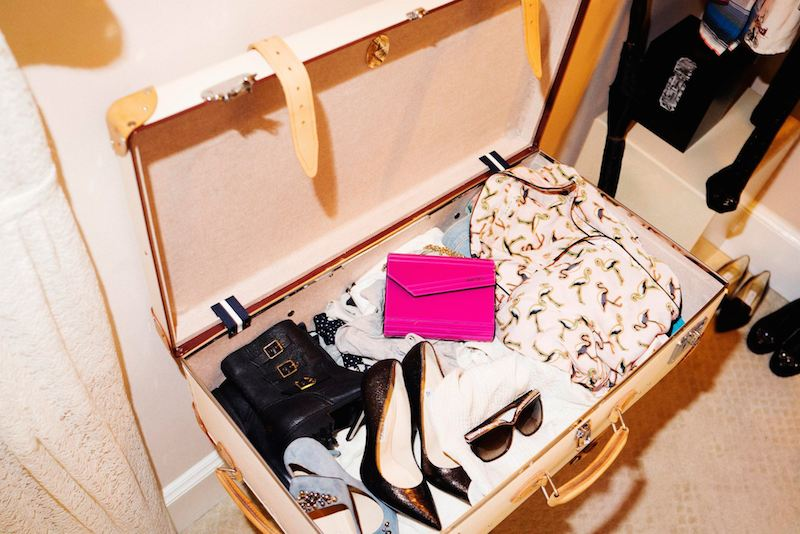 Emma Roberts' Style Diary feat. Jimmy Choo Fall Winter 2014 Collection_10
