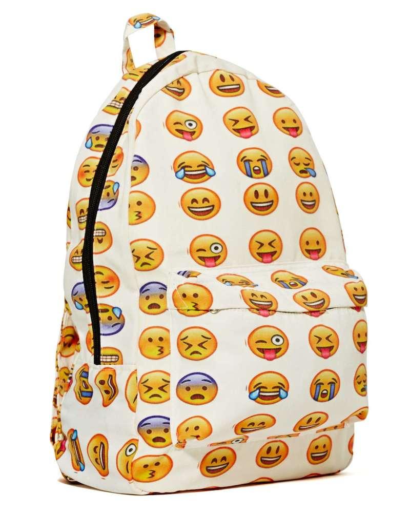 Emoji-nal Backpack by Nasty Gal_2