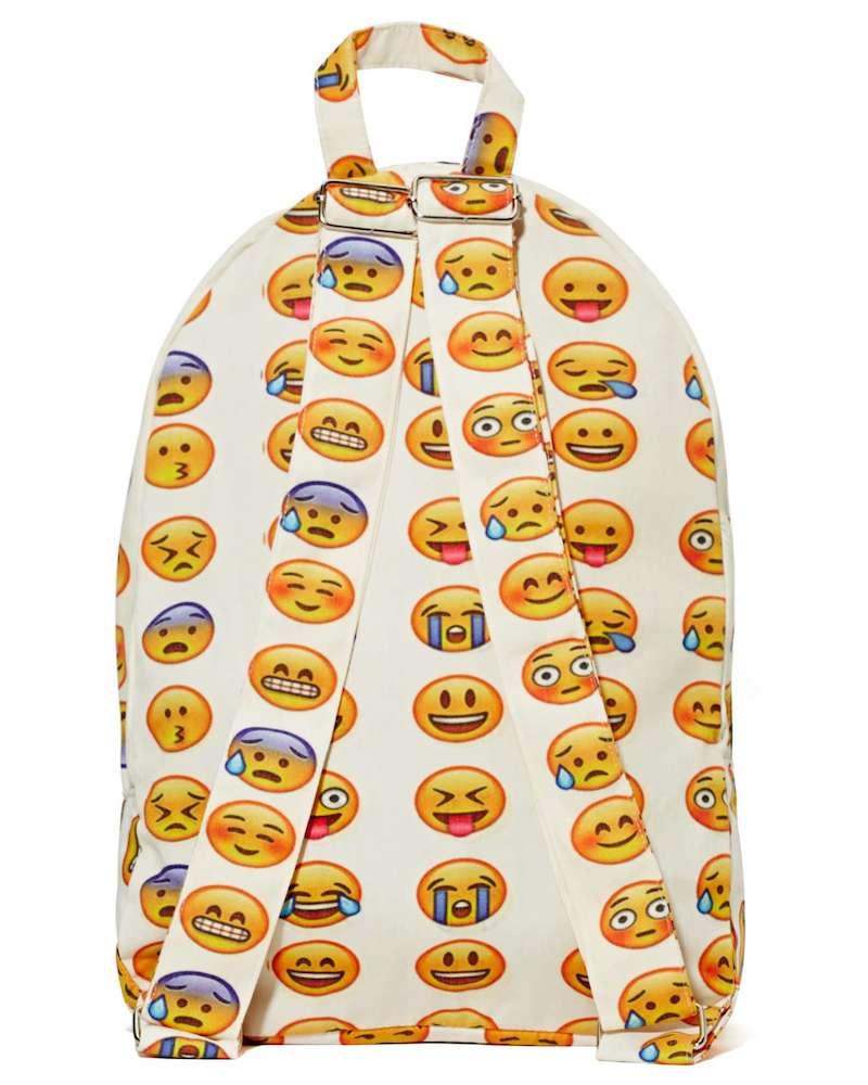Emoji-nal Backpack by Nasty Gal_3