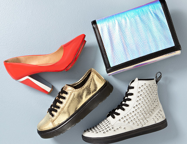 Fall Forward: Futuristic Shoes & Accessories at MYHABIT