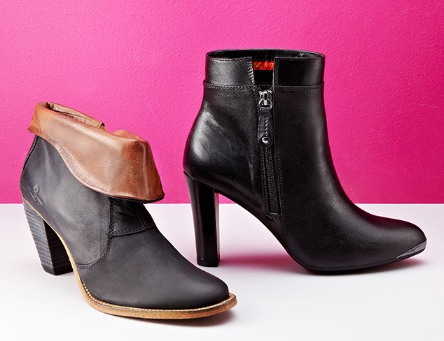 Fall-In: Ankle Boots at MYHABIT