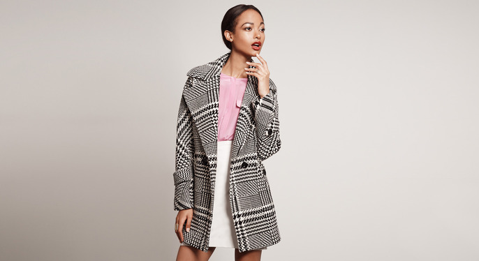 Fall Layers Feat. Trina Turk Outerwear at Gilt
