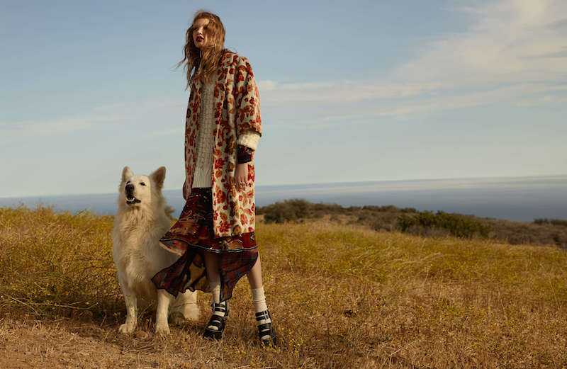 Fall Of The Wild: Nasty Gal Fall 2014 Lookbook