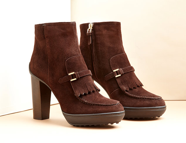 Fall Preview: Designer Boots & Booties at MYHABIT