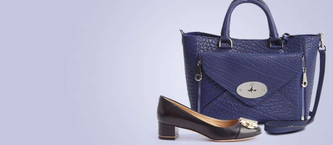 Fall Preview Designer Shoes & Handbags at Belle & Clive