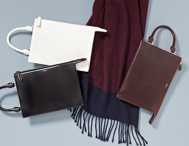 Fall Preview: Jil Sander Accessories at MYHABIT