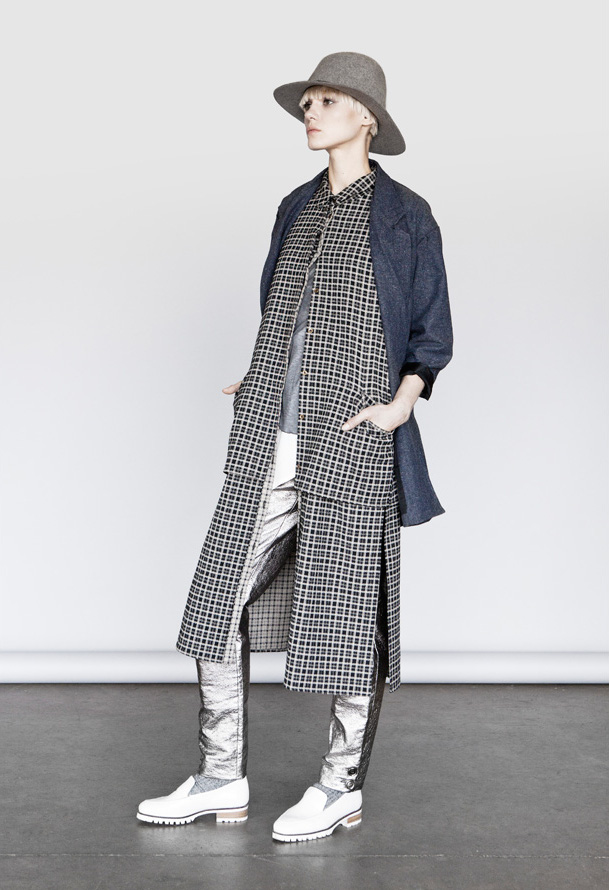 Fall/Winter 2014 Women's First Look by Need Supply Co.