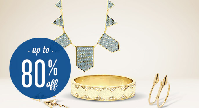 Fashion Jewelry: Up to 80% Off at Gilt