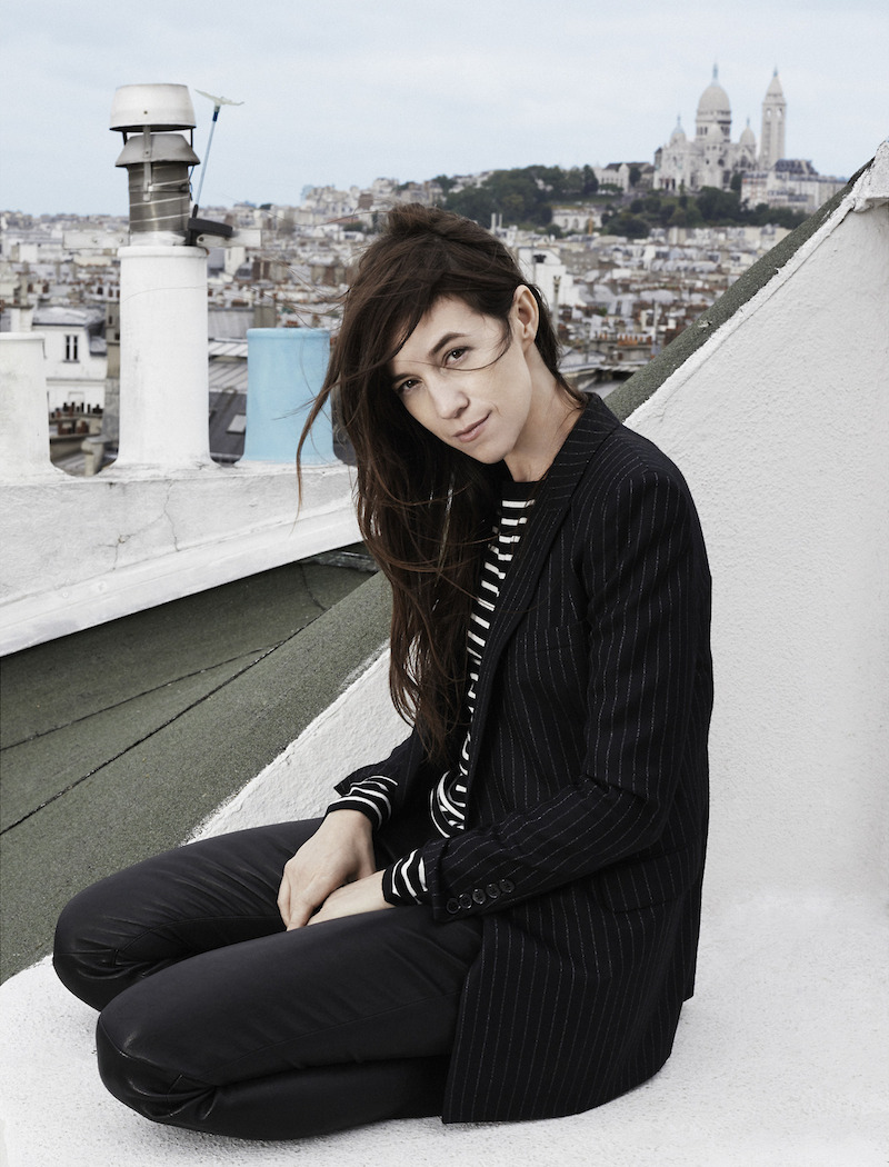 Fashion Rebellion Charlotte Gainsbourg fot The EDIT_1