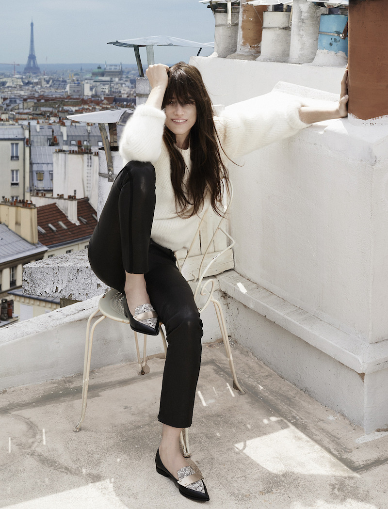 Fashion Rebellion Charlotte Gainsbourg fot The EDIT_5