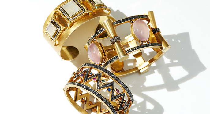 Fine Jewelry Feat. Lady Kismet at Gilt