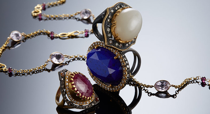 Fine Jewelry Feat. Suneera at Gilt