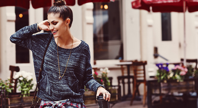 Free People: Effortlessly Cool Layers at Gilt