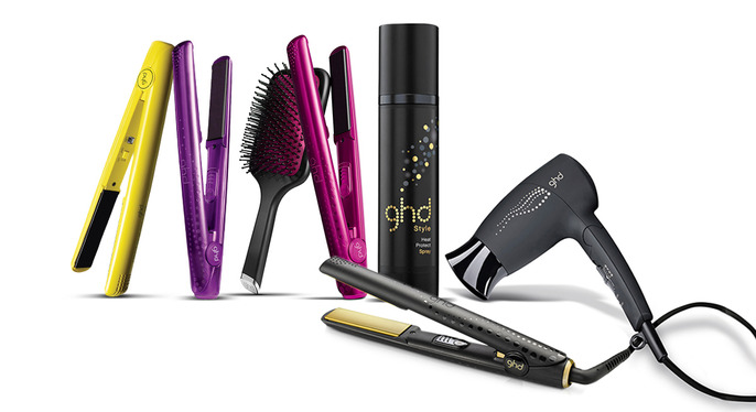 GHD: Pro Hair Tools at Gilt