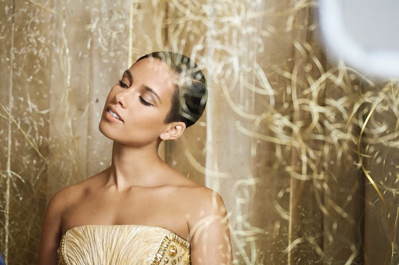 Givenchy Dahlia Divin feat. Alicia Keys_1