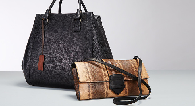 Handbags by Pauric Sweeney & More: Up to 80% Off at Gilt