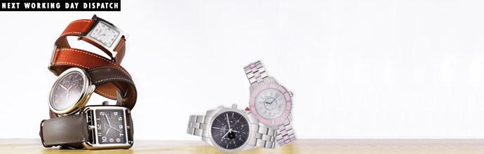 Hermès & Dior Watches at Brandalley