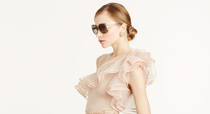 Instant Polish: Sunglasses in Classic Shapes at Gilt
