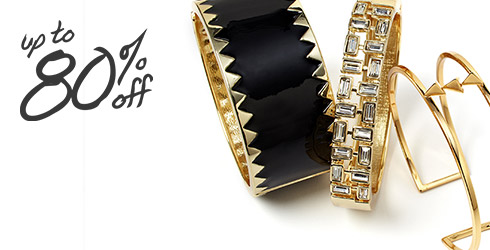 Jewelry, Scarves & More Up to 80 Off at Gilt