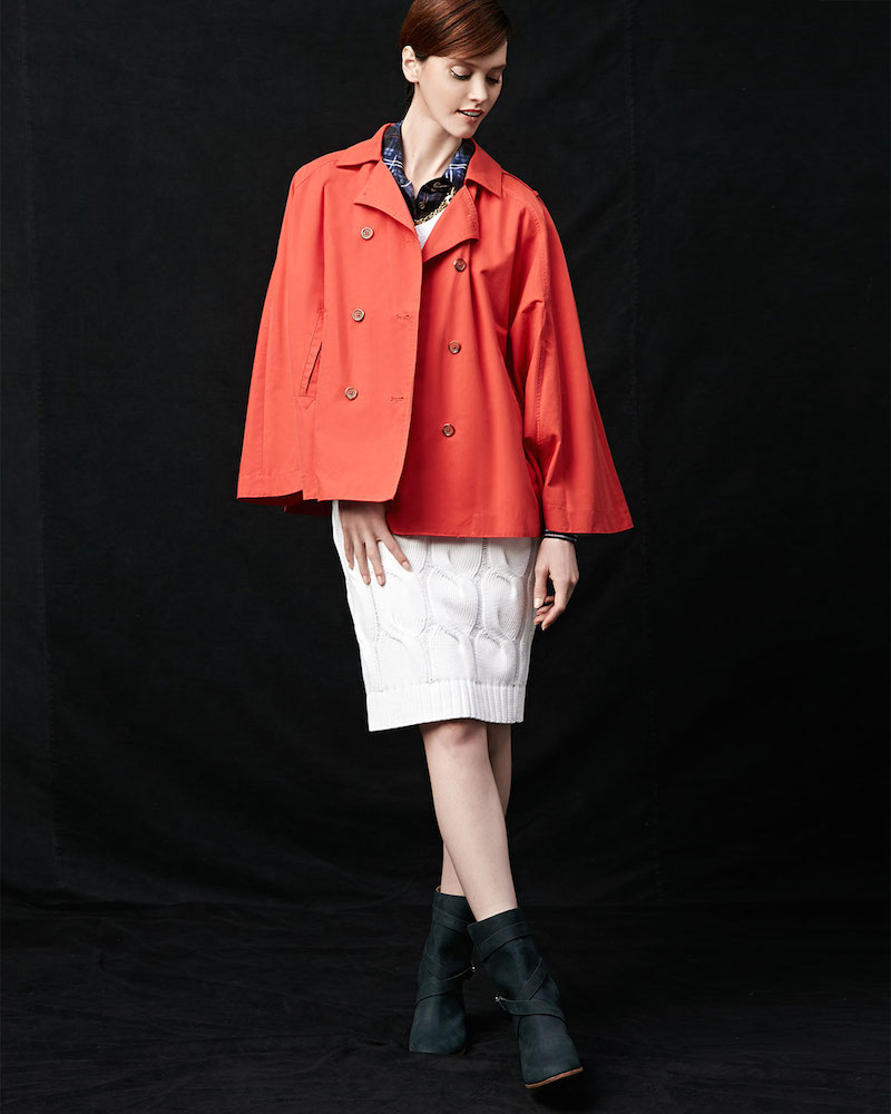 Joie Rosamonde Twill Jacket