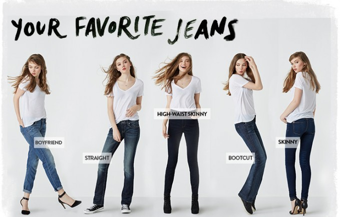 Juniors' Jeans Trend: Your Favorite Jeans