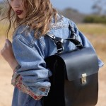 Kelsi Dagger Assembly Leather Backpack