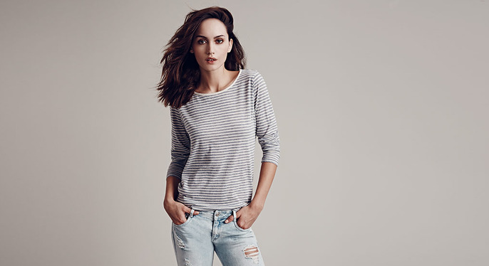 Knits to Wear Now at Gilt
