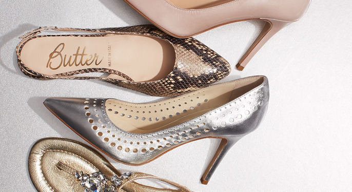 Ladylike Shoes at Gilt