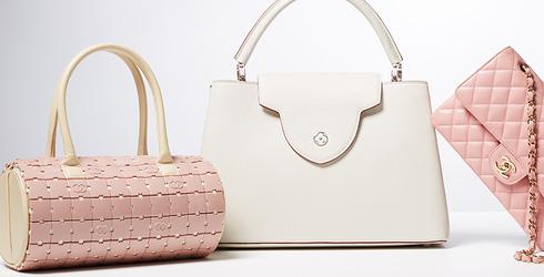 Ladylike Vintage Handbags at Gilt
