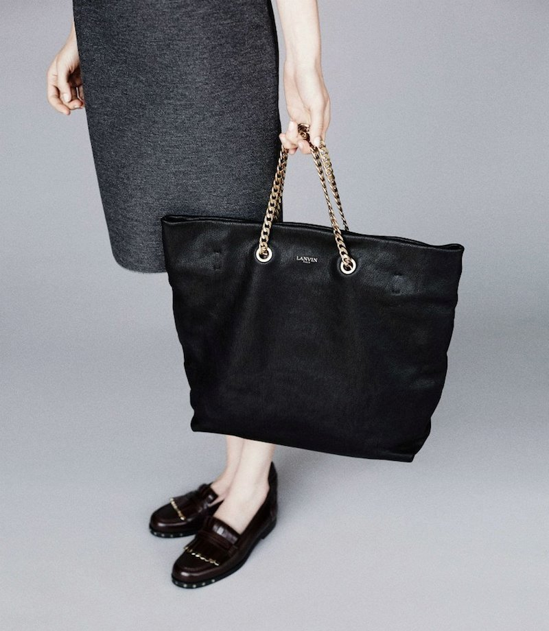 Lanvin Medium Carry Me Tote