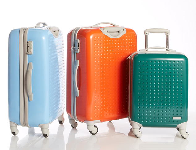 Long Weekend Jaunt: Stylish Luggage & Bags at MYHABIT