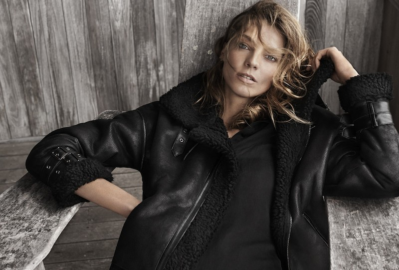 MANGO Fall 2014 Catalogue feat. Daria Werbowy_1