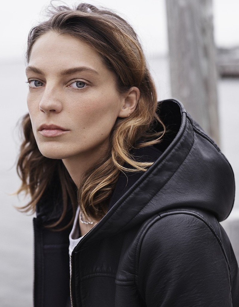 MANGO Fall 2014 Catalogue feat. Daria Werbowy_10