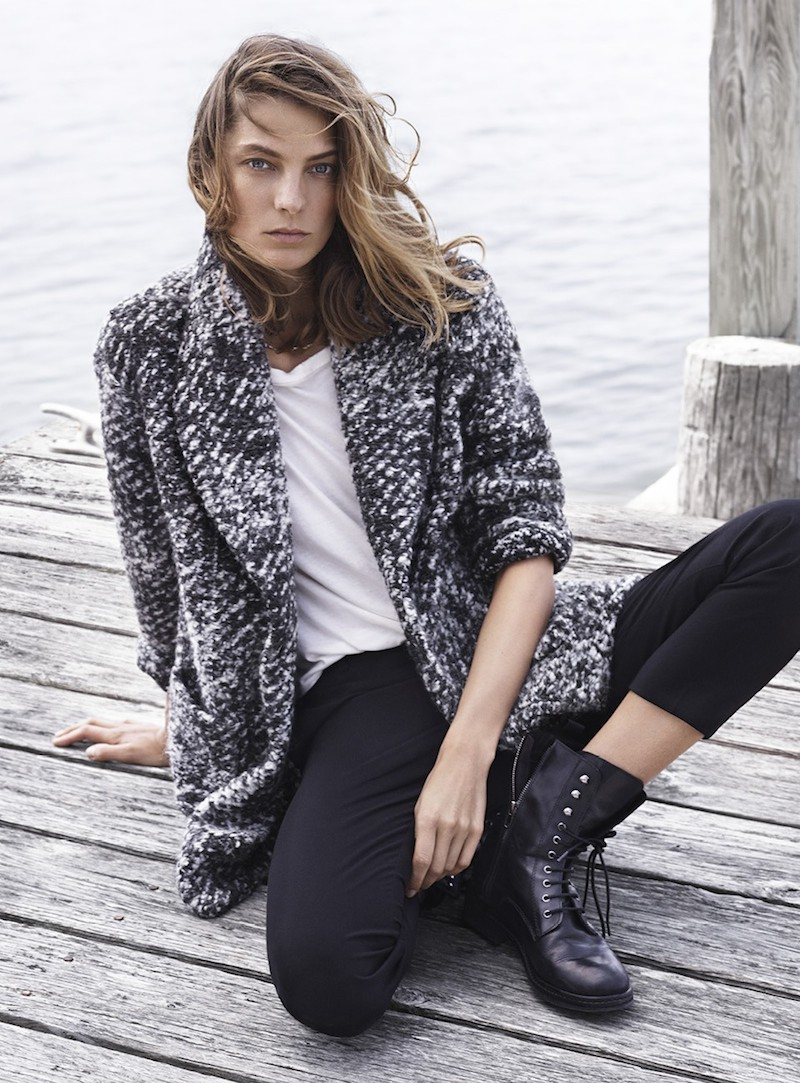 MANGO Fall 2014 Catalogue feat. Daria Werbowy_13