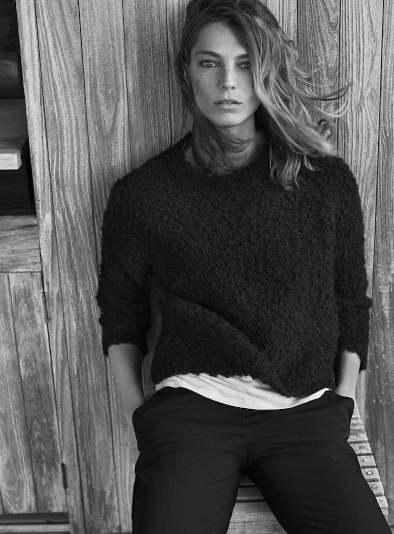 MANGO Fall 2014 Catalogue feat. Daria Werbowy_18
