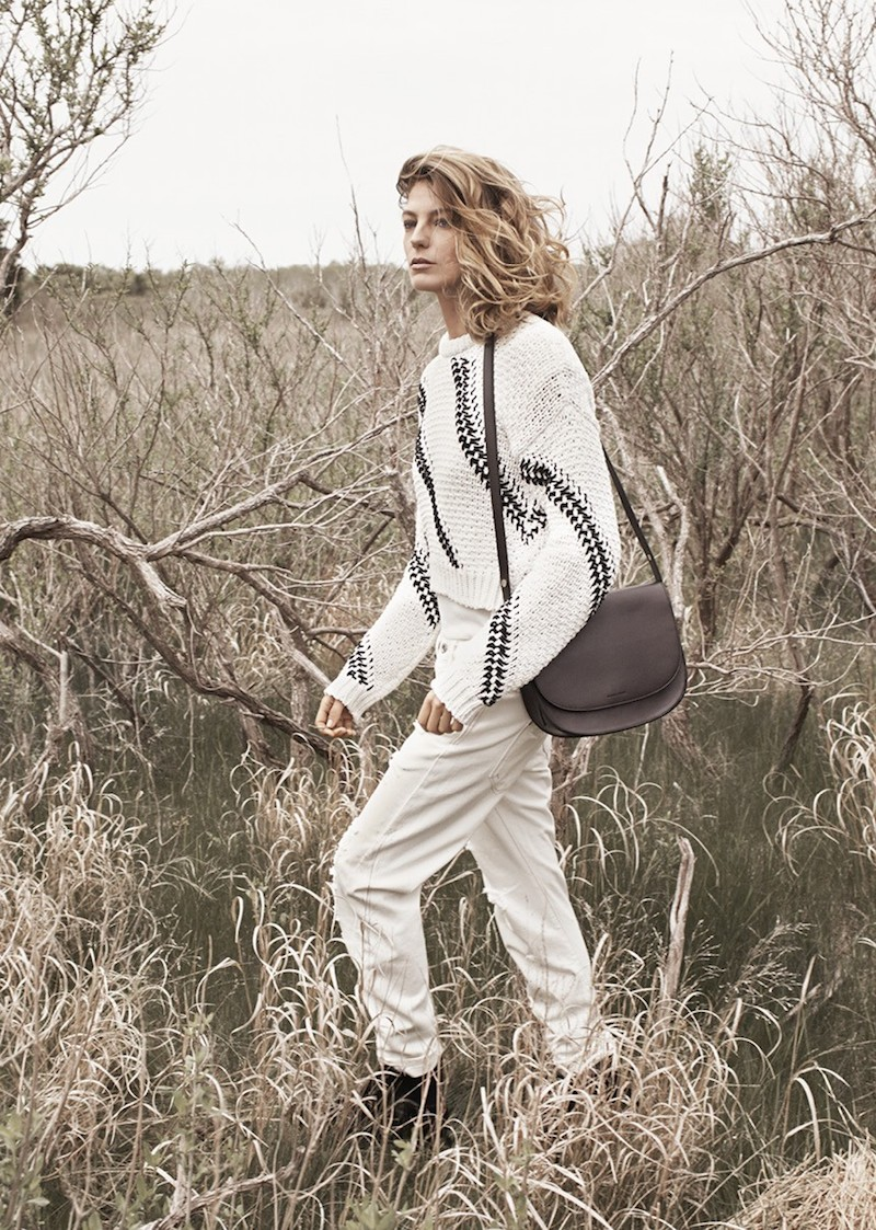 MANGO Fall 2014 Catalogue feat. Daria Werbowy_4