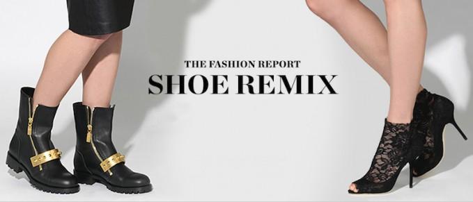 MATCHESFASHION The Fashion Report: Shoe Remix