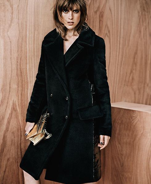 Max Mara Pomez Coat