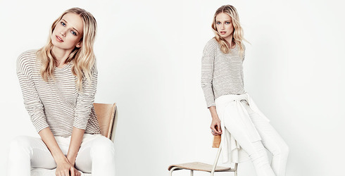 Neutral Territory Everyday Staples at Gilt