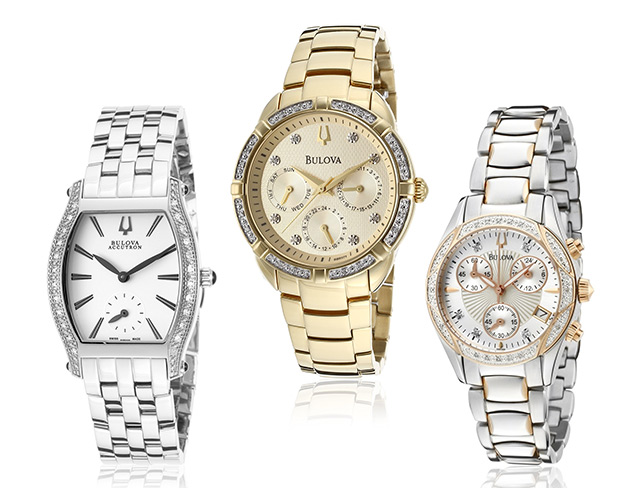 New Arrivals: Bulova Watches at MYHABIT