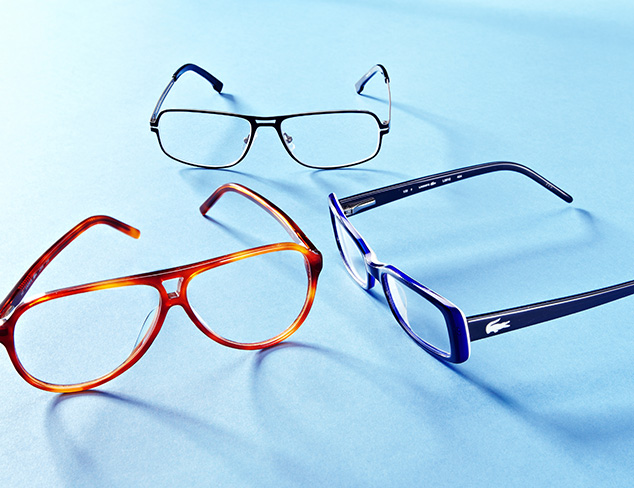 New Markdowns: Eyewear feat. Lacoste at MYHABIT