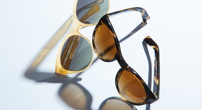 Oliver Peoples Sunglasses at Gilt