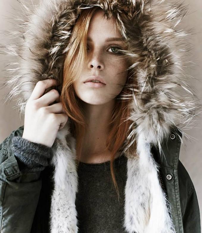 Pas de Calais Fur-Lined Parka