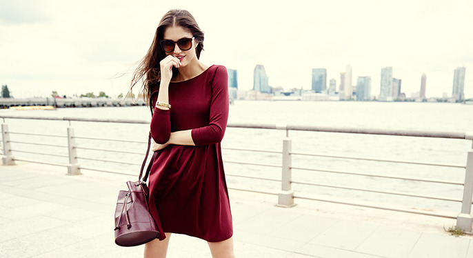 Perfect Dresses Feat. Susana Monaco at Gilt