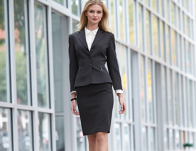 Polished & Professional: The Power Suit at MYHABIT